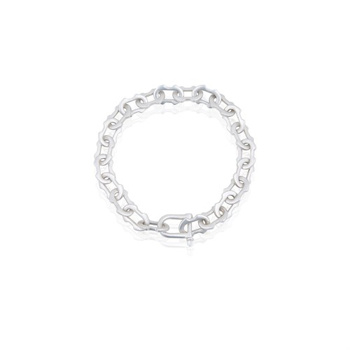 CHAIN OF ICE SILVER ZİNCİR KOLYE